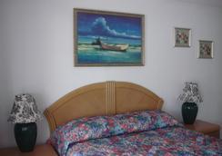 布里克维旅馆 - Lauderdale-by-the-Sea - 睡房