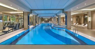 精英世界商务酒店 - 伊斯坦布尔 - 游泳池