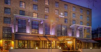 都柏林希尔顿酒店 - 都柏林 - 建筑