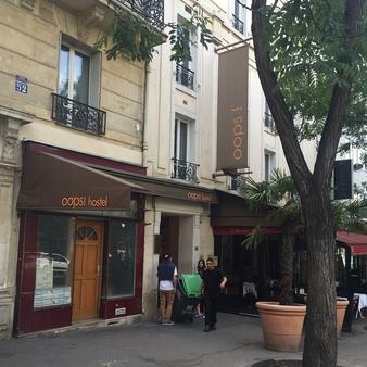 Hostel Habibi - 圣地亚哥 - 建筑