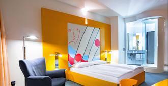 怡思得柏林酒店 - 柏林 - 睡房