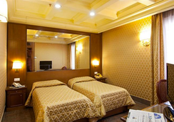 罗马麦迪逊酒店 - 罗马 - 睡房