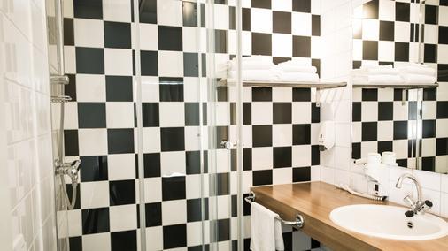 罕布什尔经典酒店 - 埃因霍温 - 浴室
