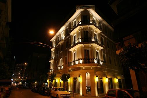 雅典莲花酒店 - 雅典 - 建筑