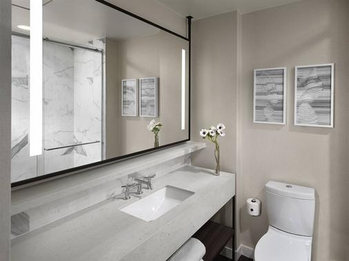 鲍威尔酒店 - 旧金山 - 浴室