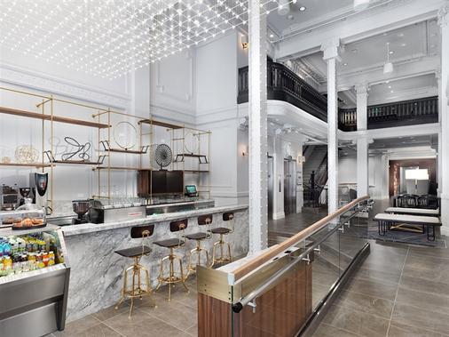 鲍威尔酒店 - 旧金山 - 酒吧