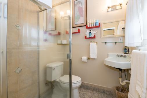 麦迪逊街旅馆民宿 - 圣克拉拉 - 浴室