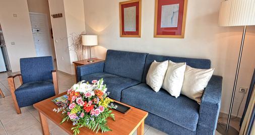 贝纳尔之选海滩公寓 - 贝纳马德纳 - 客厅