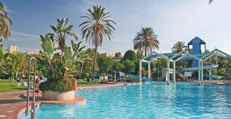 Clc 贝纳尔海滩公寓酒店 - 贝纳马德纳 - 游泳池