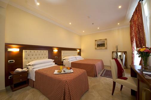 罗马艾斯珀斯兹恩酒店 - 罗马 - 睡房