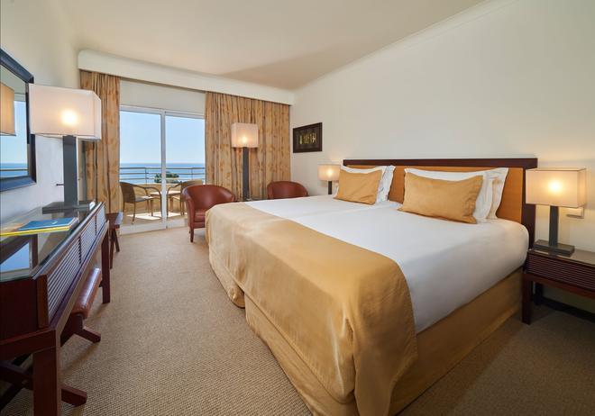 法雷西亚波尔图湾酒店 - 阿尔布费拉 - 睡房