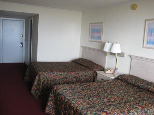 红树汽车旅馆 - North Myrtle Beach - 睡房