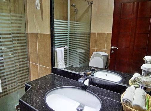 哈拉公寓酒店 - 阿吉曼 - 浴室