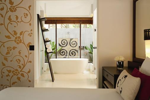 华欣莫维皮克阿萨拉水疗及度假酒店 - 华欣 - 浴室