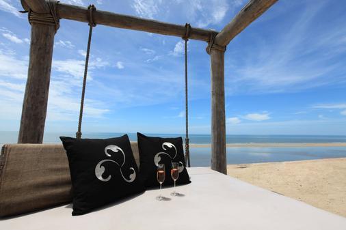 华欣莫维皮克阿萨拉水疗及度假酒店 - 华欣 - 海滩