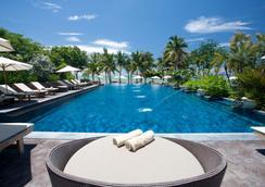 华欣莫维皮克阿萨拉水疗及度假酒店 - 华欣 - 游泳池