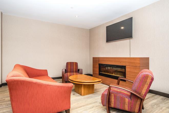 最佳西方普拉斯渥太华市中心酒店 - 渥太华 - 休息厅