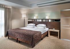 阿肯公园西佳Plus酒店 - 格但斯克 - 睡房