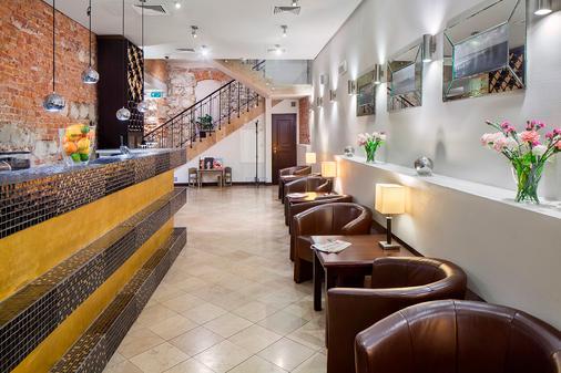 多布里酒店 - Krakow - 酒吧