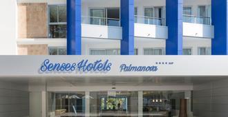帕爾馬諾瓦感觀飯店 - 帕尔马诺瓦 - 建筑
