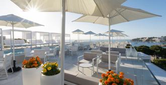帕爾馬諾瓦感觀飯店 - 帕尔马诺瓦 - 露天屋顶