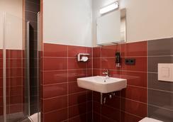 莱比锡城阿帕里奥公寓式酒店 - 莱比锡 - 浴室