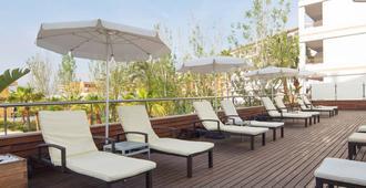 Js阿尔库迪亚阳光酒店 - 阿尔库迪亚 - 户外景观