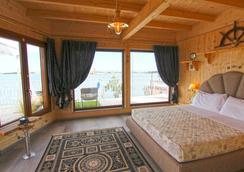 绿洲泻湖酒店&公寓 - 威尼斯 - 睡房