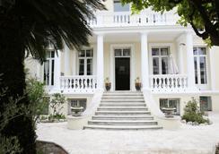 阿尔梅农维拉酒店 - 尼斯 - 户外景观