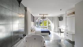 皮拉尔广场酒店 - 萨拉戈萨 - 客厅