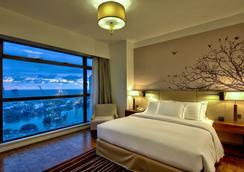 科伦坡希尔顿酒店式公寓 - 科伦坡 - 睡房