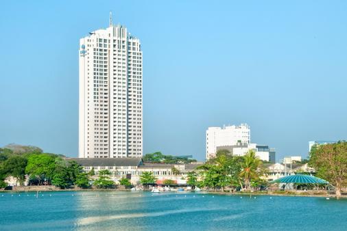 科伦坡希尔顿酒店式公寓 - 科伦坡 - 建筑