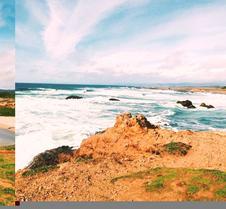 海浪和沙滩酒店
