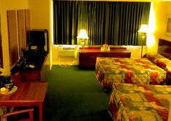 Baxter Park Inn - Millinocket - 睡房