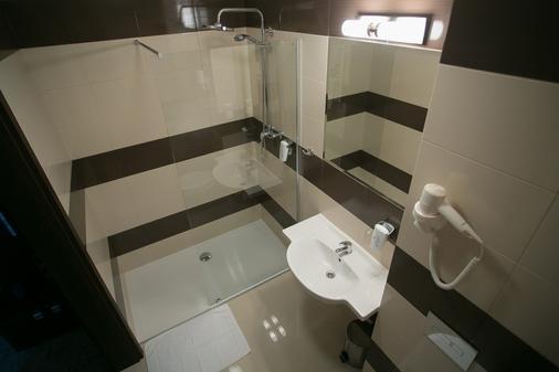卢克索酒店 - 卢布林 - 浴室