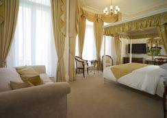 公园国际酒店 - 伦敦 - 睡房