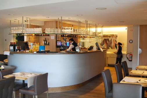梅林达酒店 - 奥斯坦德 - 酒吧