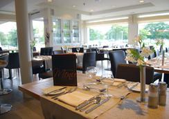 梅林达酒店 - 奥斯坦德 - 餐馆