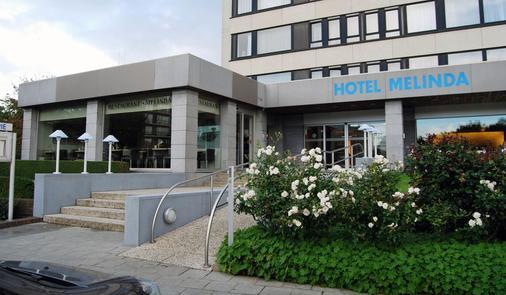 梅林达酒店 - 奥斯坦德 - 建筑