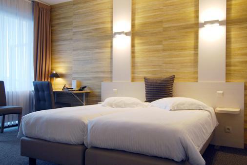 梅林达酒店 - 奥斯坦德 - 睡房