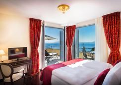 Remisens Premium Hotel Kvarner - Adults Only - 奥帕提亚 - 睡房