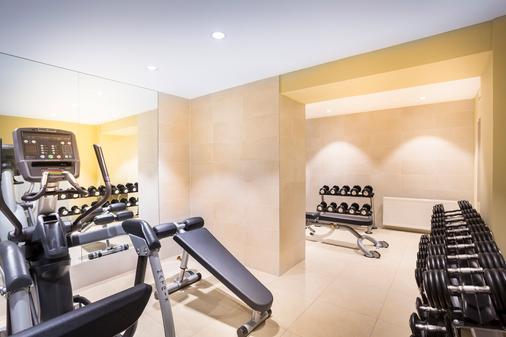 科瓦内尔雷米森高级酒店 - 奥帕提亚 - 健身房