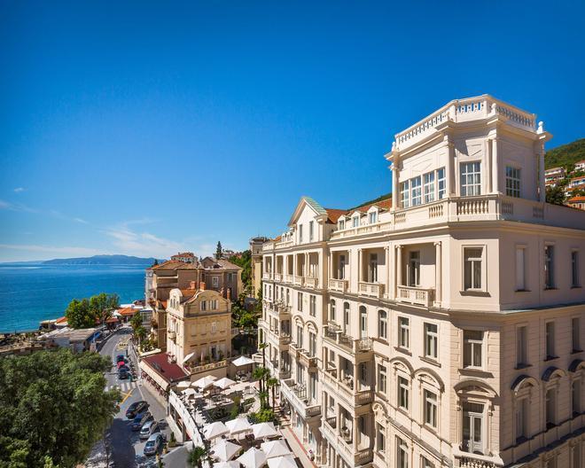 雷蒙森斯高级豪华宫殿酒店 - 奥帕提亚 - 建筑