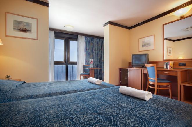 瑞米森克里斯塔尔酒店 - 奥帕提亚 - 睡房