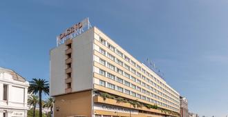 大西洋欧洲之星酒店 - 拉科鲁尼亚 - 建筑