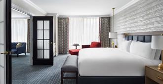华盛顿丽思卡尔顿酒店 - 华盛顿 - 睡房