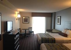 卡洛蒙特酒店 - 大洋城 - 睡房