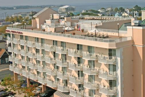 卡洛蒙特酒店 - 大洋城 - 建筑