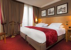 皇家圣米歇尔酒店 - 巴黎 - 睡房