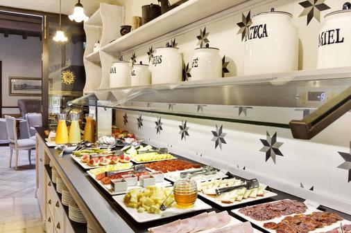 塞维利亚卡萨 1800 酒店 - 塞维利亚 - 自助餐